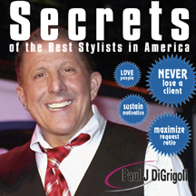Secrets of the Best Stylists in America CD